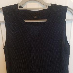 Banana Republic sleeveless dress top